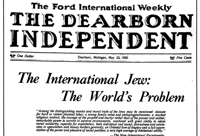 TheDearbornIndependent