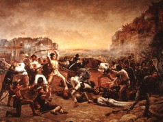 Fall of the Alamo