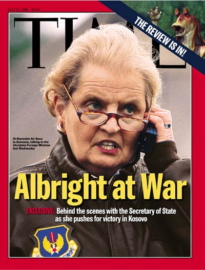 albright-at-war