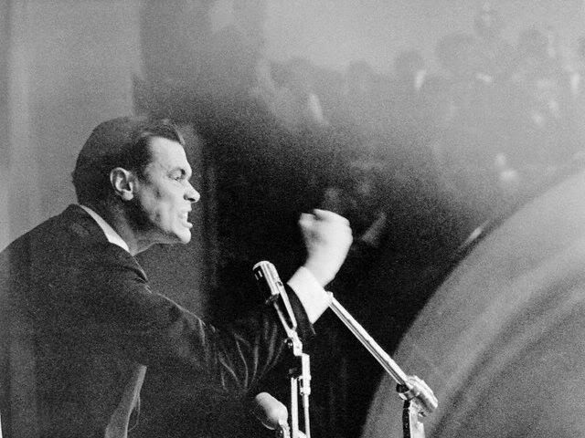 George Lincoln Rockwell.