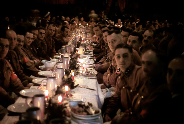 05-Scene-from-a-Christmas-party-in-Munich-thrown-by-Adolf-Hitler-for-his-generals-1941